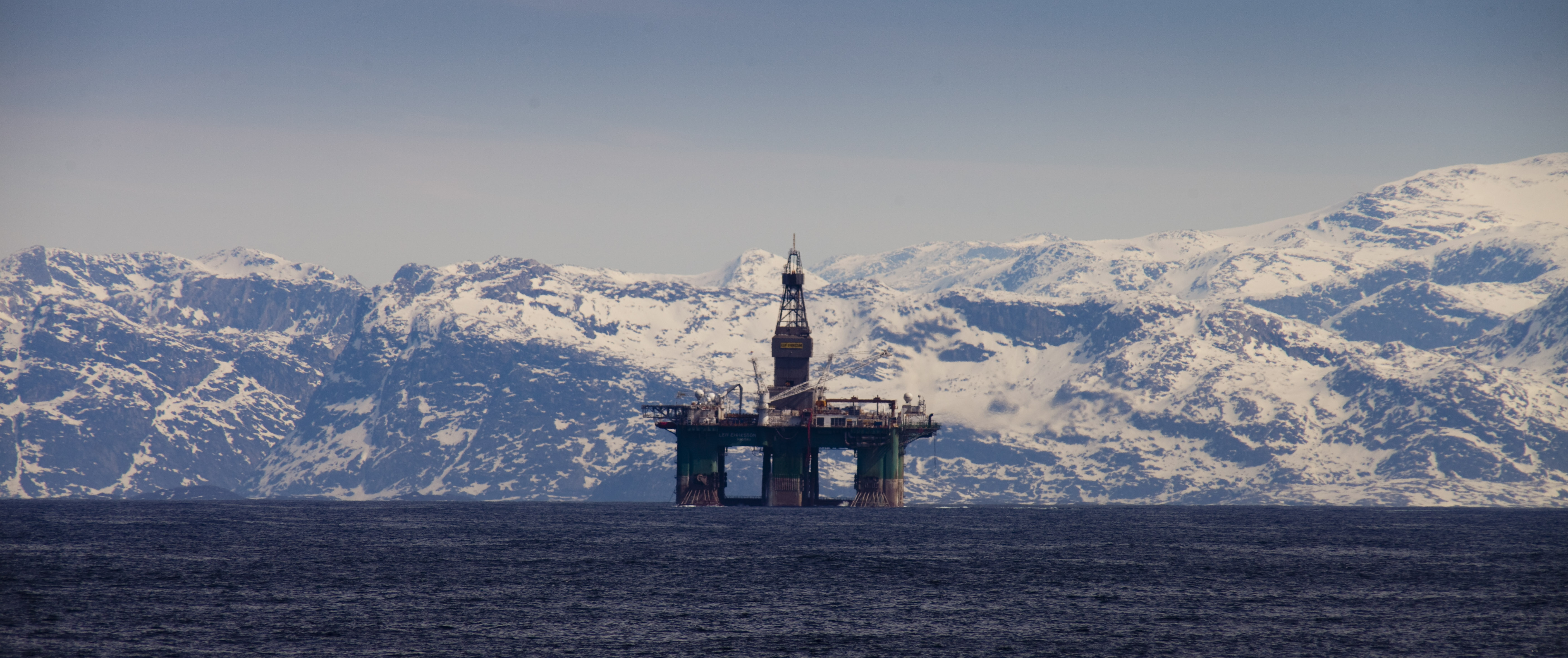 How to Extract Oil in the Arctic