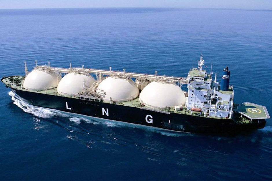 Australia Set To Become World's Biggest Gas Exporter