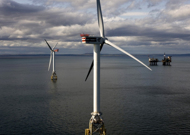 UK Unveils Clean Energy Projects to Produce 4.5 GW
