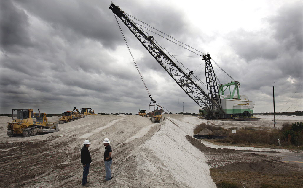 US Mosaic Phosphate Company Buys Fertilizer Units in South America