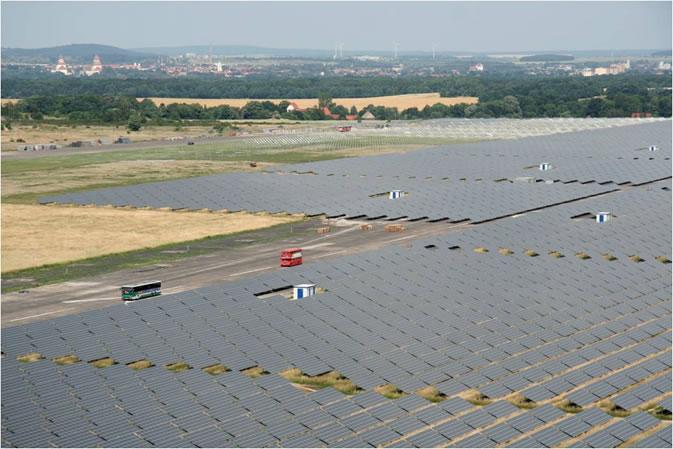 Ghana Building Africa's Largest Solar Power Plant