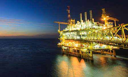Shell Finds Gas Offshore Malaysia