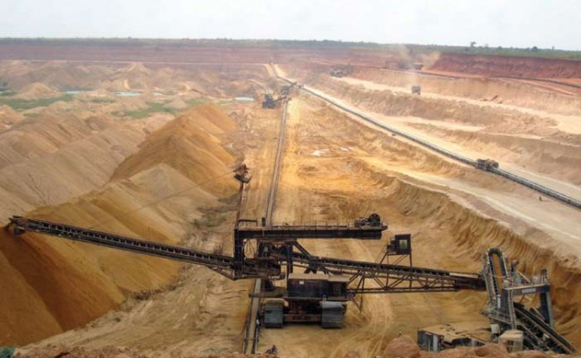 Mali S Africa Only Phosphate Mine Built By Morocco