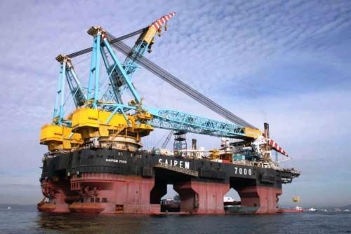 Longreach Oil Company Finds Gas in Morocco