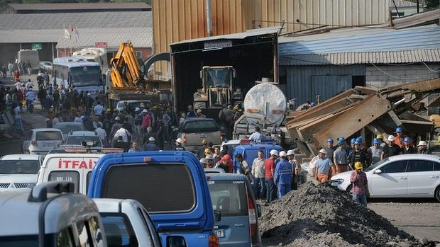 Turkey Mine Blast: Over 200 dead and hundreds trapped