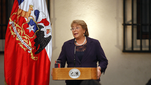 Chile Unlikely to be Hit by Energy Crunch