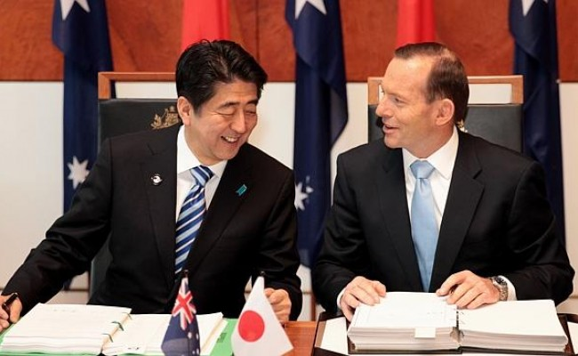 Australia Japan Free Trade Deal Implications For Resource And Rare