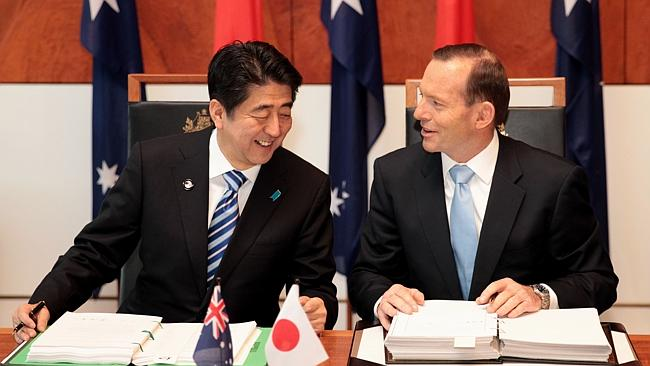 Australia-Japan Free Trade Deal: Implications for Resource and Rare Earths Sector?