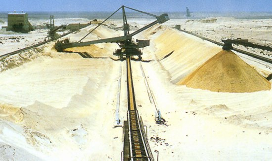 Geopolitics and the (In)Security of EU's Phosphate Imports