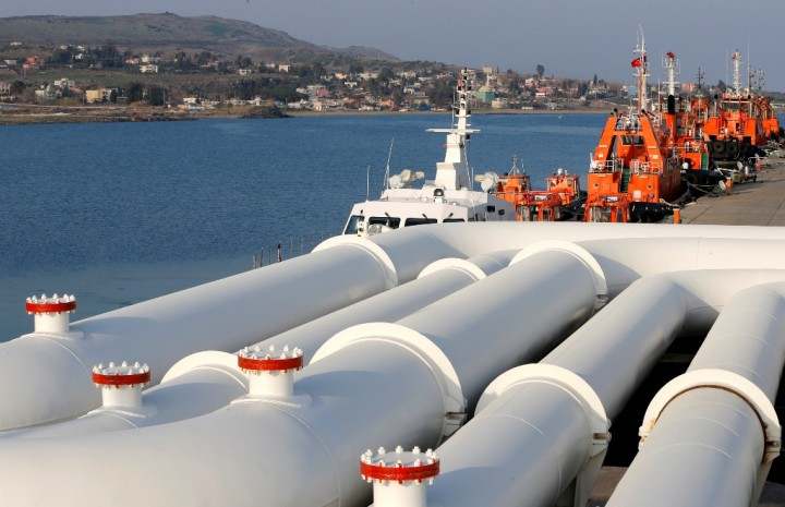 Iraq's Kurds Increase Capacity of Oil Pipelines