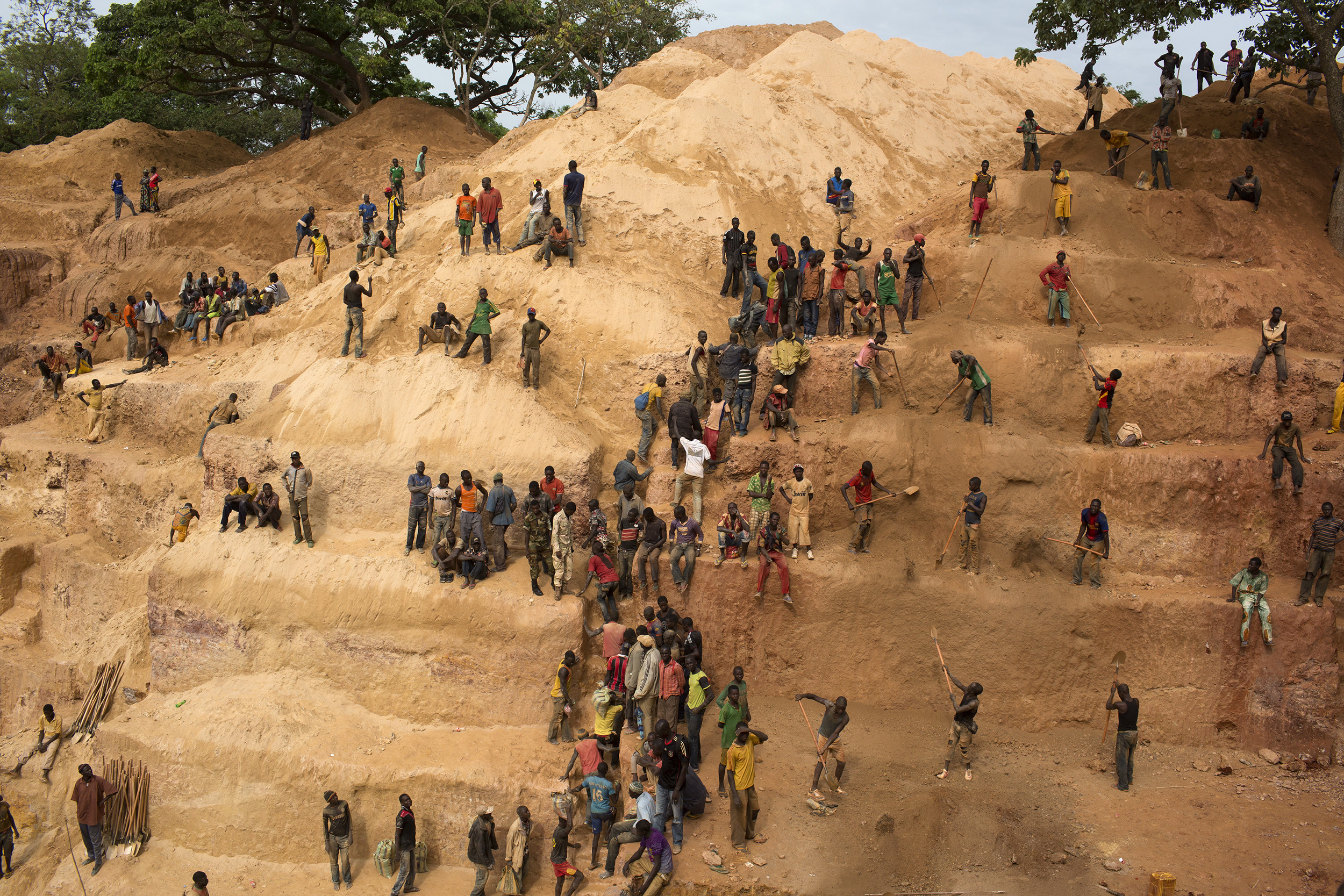 """Breaking the Spell of Africa's """"Resource Curse"""""""