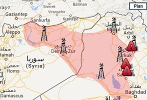 From Oil and Gas to Phosphate: ISIS's Progressive Seizure of