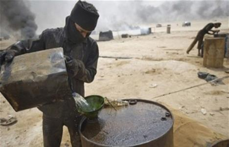 The Story of ISIS Oil: A Way to the Marketplace
