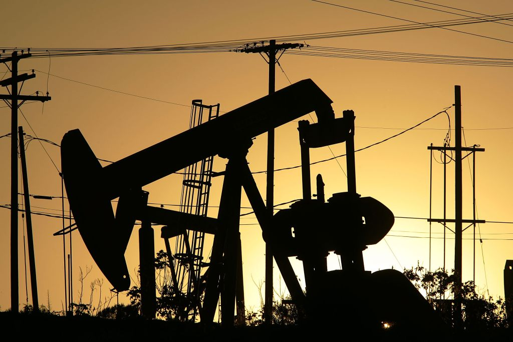 Oil Prices at Their Lowest Levels Since 2004