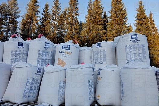 Yara Anticipates Europe's Fertilizer Demand to Pick Up