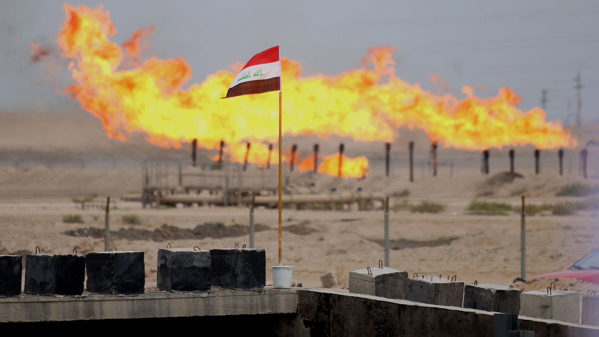 Iraq Boosts Oil Output Before OPEC Meeting