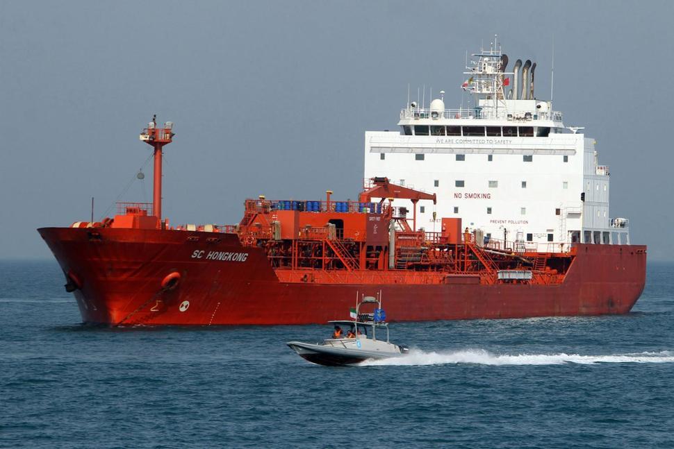Iran after the Embargo: International Tankers Help Ship Iranian Crude