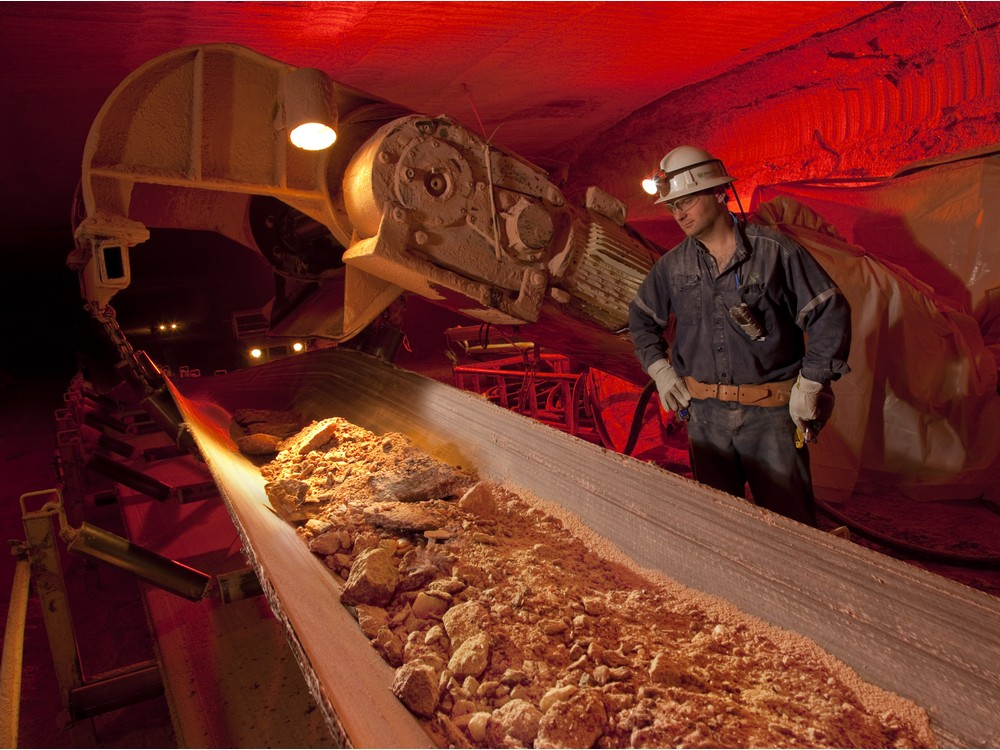 Canada's Gensource Builds a Potash Mine in Saskatchewan