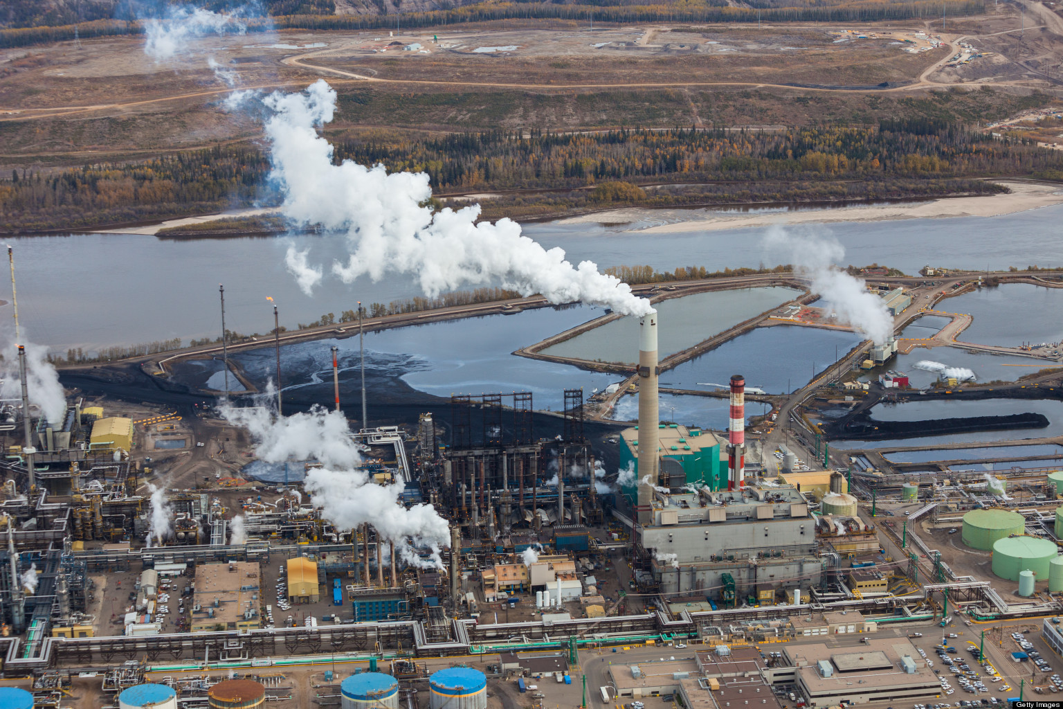 EU Re-Labels Canada's Highly Polluting Oil from Sand Tar