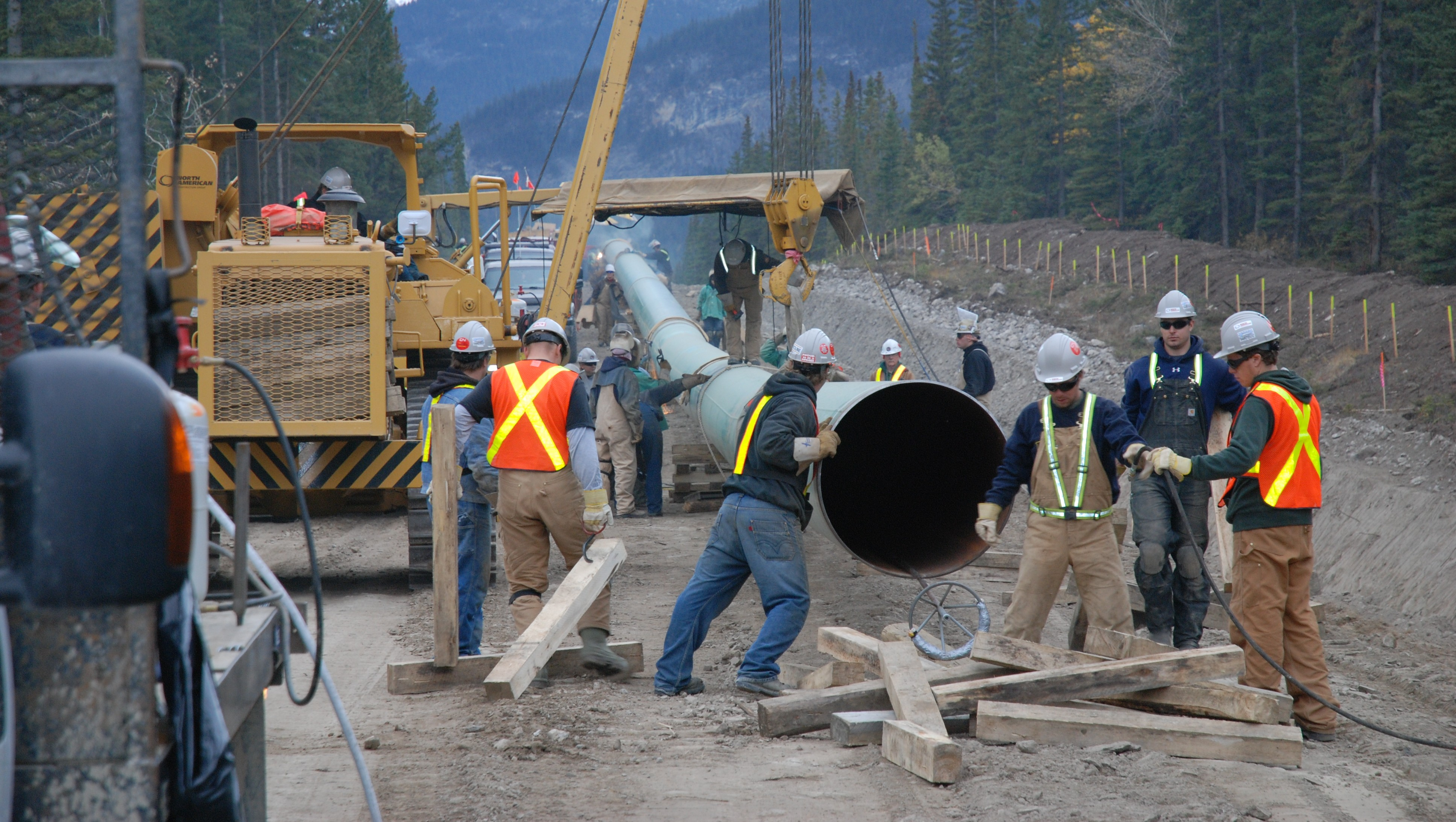 Canada Accelerates Works on Trans Mountain Expansion Project