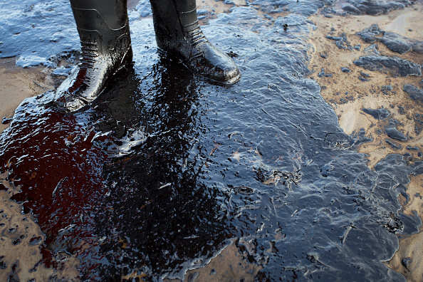 Energy & Environment: Investigation Underway After BP Gas and Oil Spill in Alaska