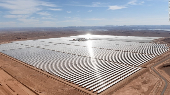 Morocco on Track of Becoming the World's Leader in Green Energy