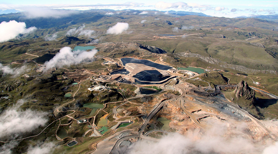 Peruvian Gold and Copper Mines Hit by Earthquake