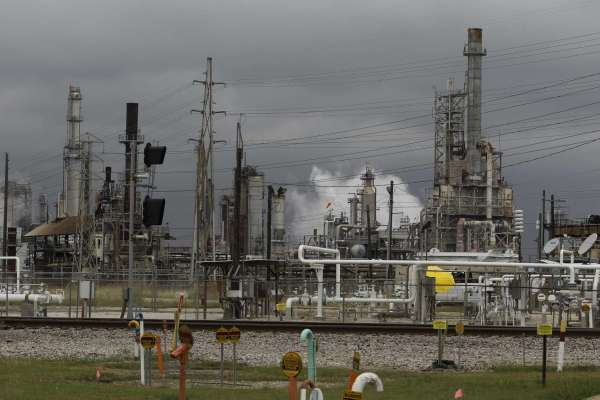 Chevron Buys a Texas Refinery from Brazil's Petrobas